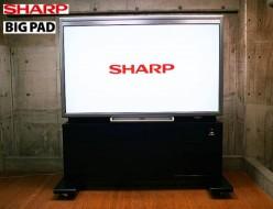 【シャープ】80V型 ディスプレイ BIGPAD 買取 東京都渋谷区