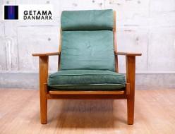 【Getama】ゲタマ ウェグナー GE290A ハイバックチェア 買取り 東京都港区
