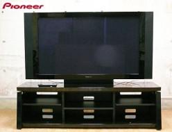 【Pioneer】パイオニア KURO 60V型 プラズマテレビ&AVローボードラック PDP-6010HDの買取 東京都中央区