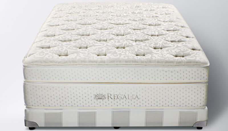 キングスダウンのベッド