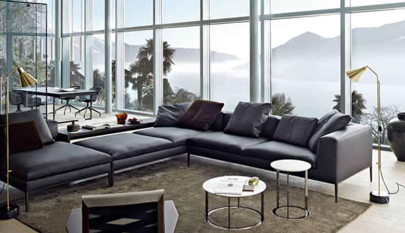 B&Bイタリアの家具